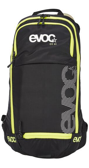Evoc CC Plecak 6 L + Hydration Bladder 2 L czarny